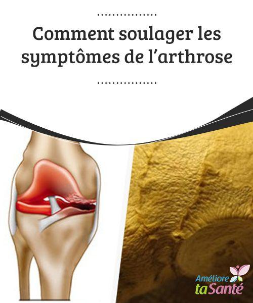 Comment soulager les #symptômes de l'arthrose #L'arthrose est une #maladie #dégénérative des #articulations qui entraîne l'usure du cartilage.