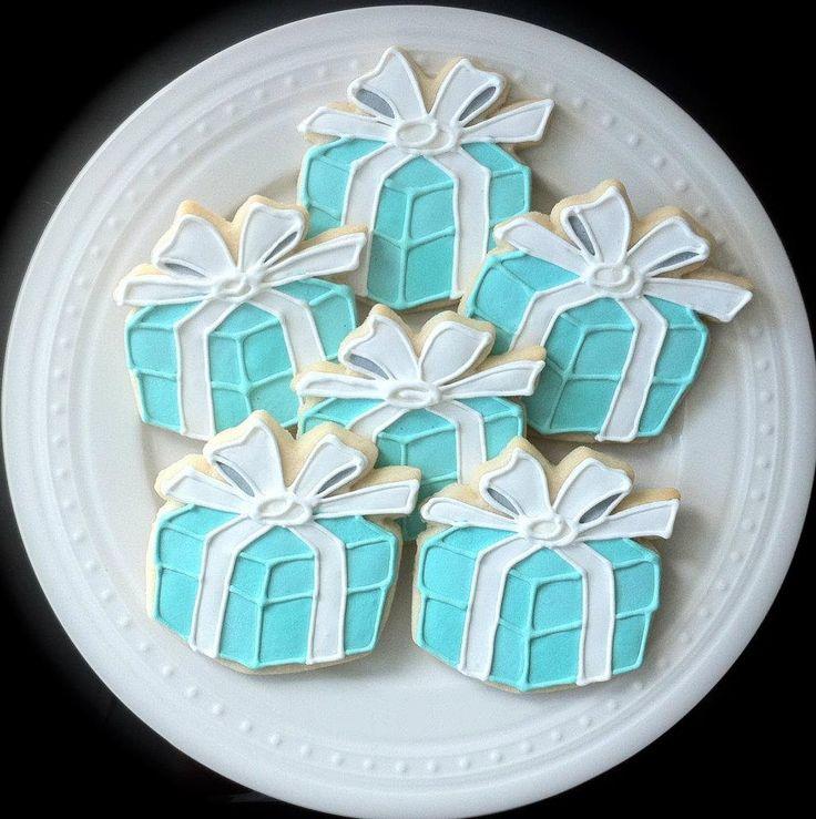 ~Tiffany Blue Cookies~