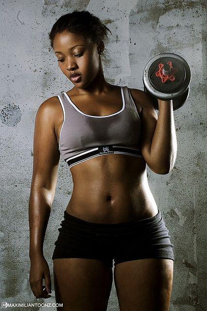 Fit Black Girls!    thickbutfit