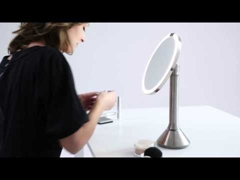 1000 ideas about lighted makeup mirror on pinterest. Black Bedroom Furniture Sets. Home Design Ideas