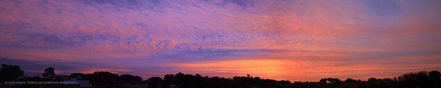 Alcalá de Guadaíra - Sevilla - España  Último amanecer del 2013, 9:31 - 31/12/2013  Alcalá de Guadaíra - Sevilla - Spain  Last sunrise of 2013, 9:31 - 31/12/2013