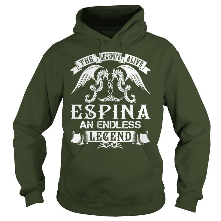 ESPINA Last Name, Surname Tshirt #gift #ideas #Popular #Everything #Videos #Shop #Animals #pets #Architecture #Art #Cars #motorcycles #Celebrities #DIY #crafts #Design #Education #Entertainment #Food #drink #Gardening #Geek #Hair #beauty #Health #fitness #History #Holidays #events #Home decor #Humor #Illustrations #posters #Kids #parenting #Men #Outdoors #Photography #Products #Quotes #Science #nature #Sports #Tattoos #Technology #Travel #Weddings #Women