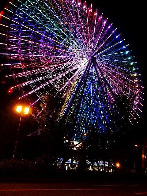 Tempozan Ferris Wheel   大観覧車