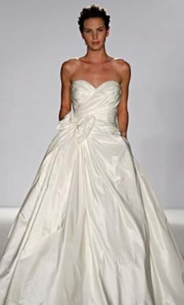 Priscilla of Boston Maeve: buy this dress for a fraction of the salon price on PreOwnedWeddingDresses.com