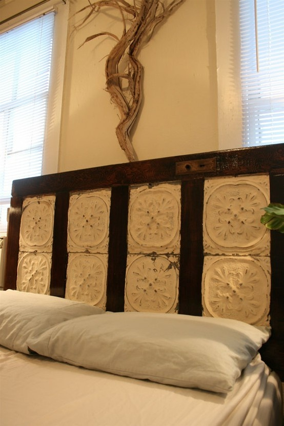 17 best images about what to make from old doors on for How to make a headboard out of a door