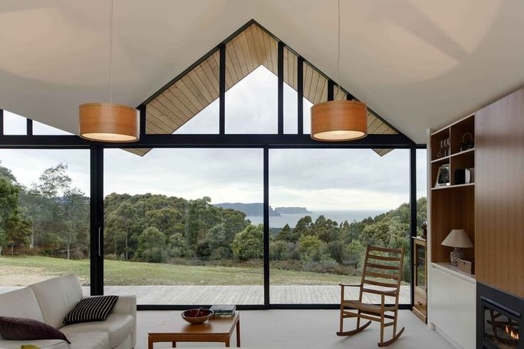 Lookout House by Room 11 (via Lunchbox Architect)