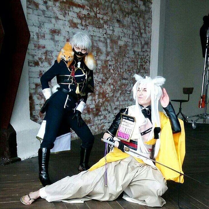 #刀剣乱舞 #Cos #KogiNaki
