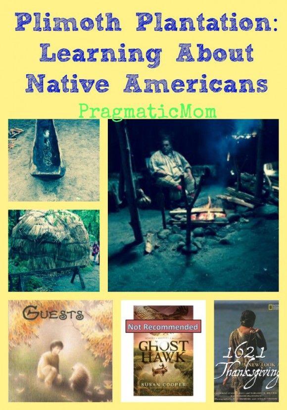 Plimoth Plantation Native Americans :: PragmaticMom