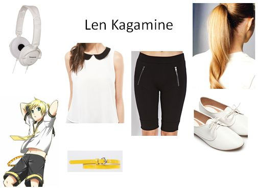 Len Kagamine Inspired