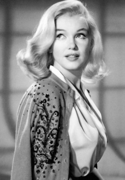 try on a haircut marilyn in screen tests for the misfits 1961 1953