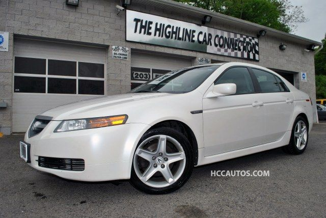 2006 Acura TL White Diamond Pearl