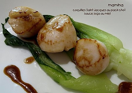 1000 images about coquilles saint jacques on pinterest - Comment cuisiner les coquilles saint jacques ...
