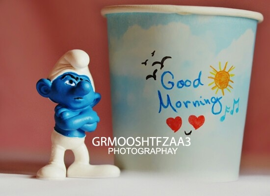 Good morning beautiful people. Stay happy, we're one day closer to the weekend. Have a terrific tuesday.
