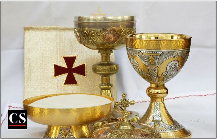 jesus is really present in the eucharist religion essay But do christians understand what jesus really meant  for god and people ready to present those offerings to  of the origins of the eucharist,.
