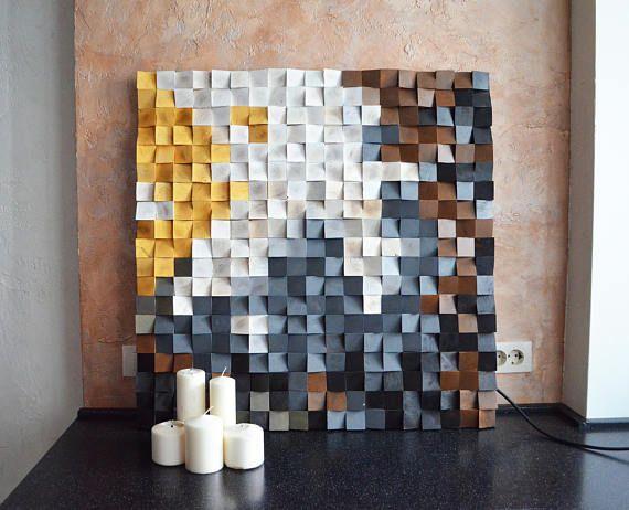 34 best Art images on Pinterest Wall decor, Wood wall art and - einrichtung stil pop art