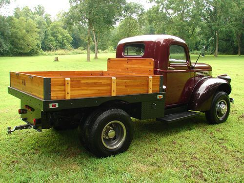 17 Best images about flatbed truck on Pinterest | Chevy ...