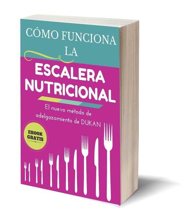 Cómo funciona el nuevo método fácil de Dukan, LA ESCALERA NUTRICIONAL