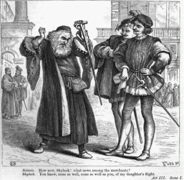 Mercy in The Merchant of Venice