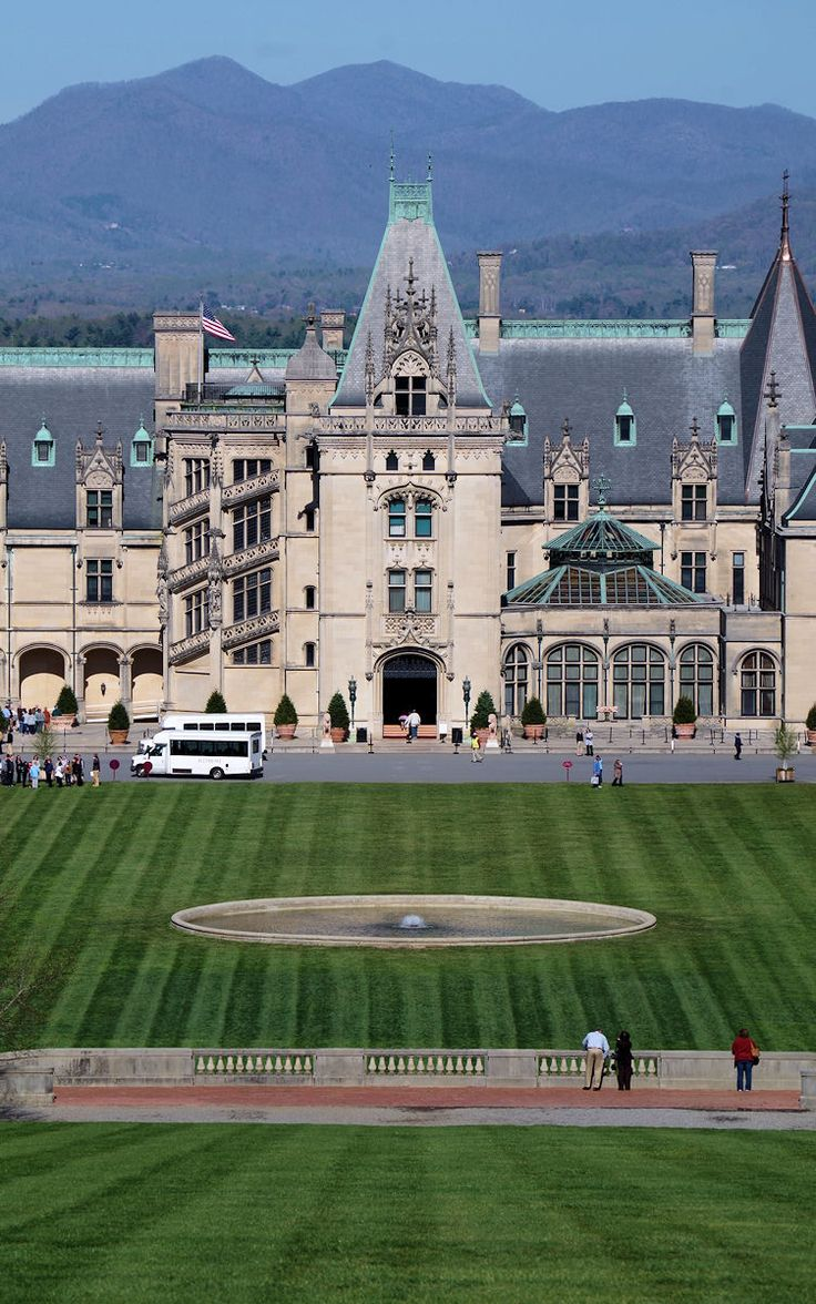 Biltmore House - See Top 10 Things to Do at Biltmore Estate in Asheville NC