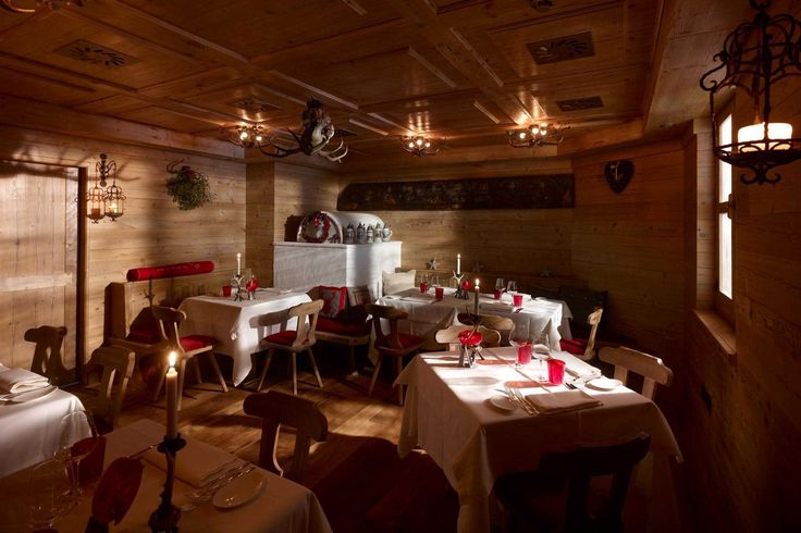Dolomieu Restaurant, Stella Michellin. Ristorante a Madonna di Campiglio, DV Chalet. #trentinocharme #madonnadicampiglio