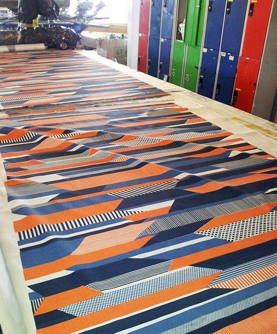 Tamasyn Gambell | Textured Stripe Linen | www.tamasyngambell.com
