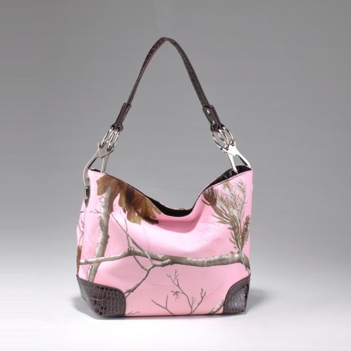 Realtree camo purse