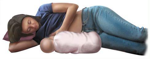 O alăptare corectă pentru un bebe sănătos!