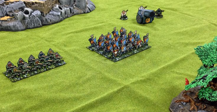 A Dwarf Army Prepares for Battle - http://www.braveadventures.com/news/2014/03/07/prepare-for-battle/