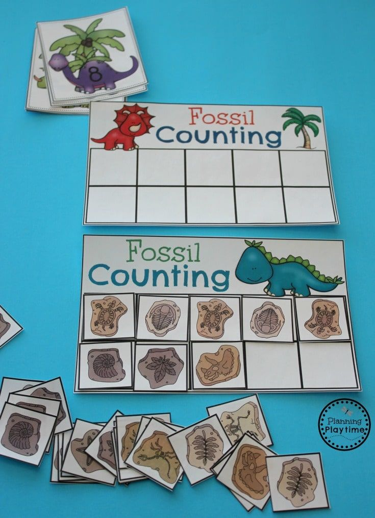Fossils Lessons, Worksheets and Activities