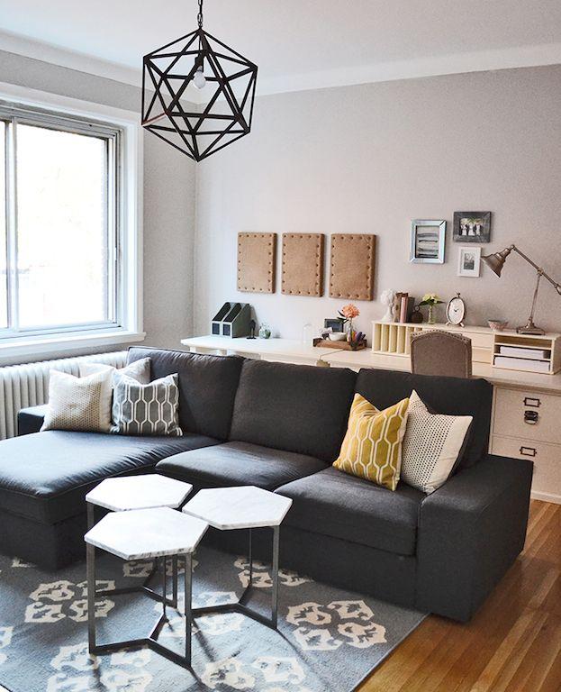 Decorer un petit salon maison design - Decorer un petit salon ...