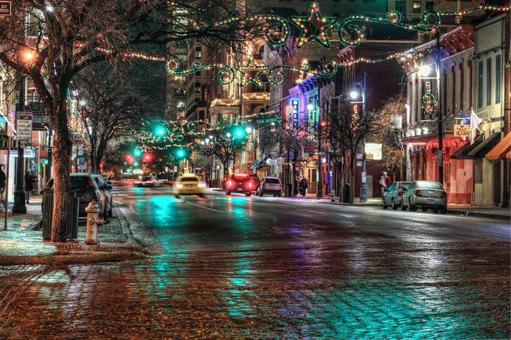 Austin...6th street