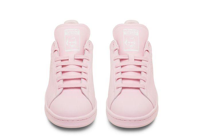 adidas x Raf Simons Stan Smith: Pink