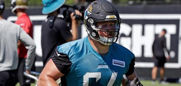Offensive lineman Chris Reed has joined the Jacksonville Jaguars' 53-man active roster.