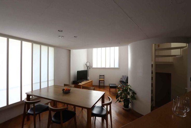 House in Asakusa 2006|浅草の家 堀部安嗣
