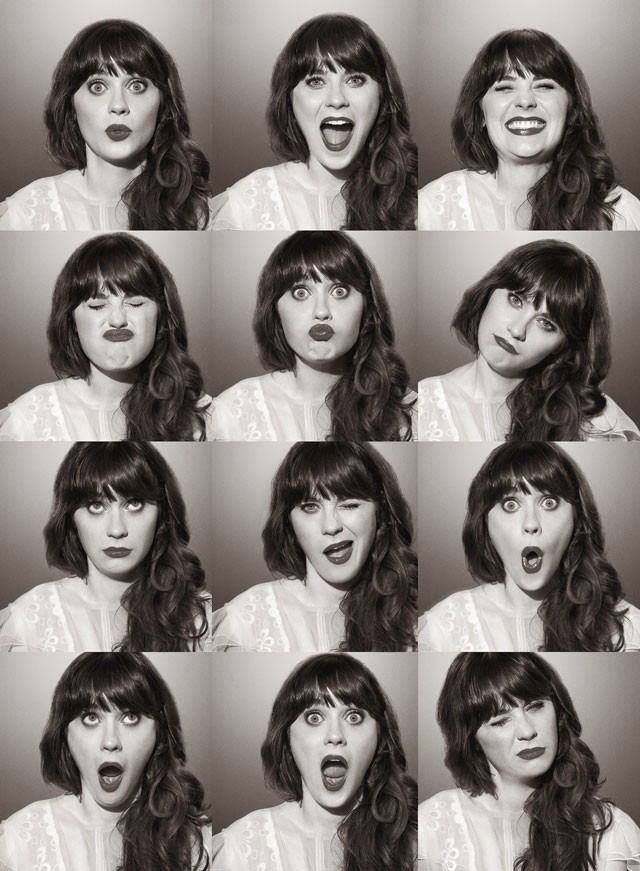 Zooey Deschanel! My favorite person!