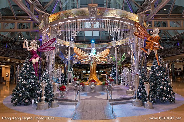 City Plaza Hong Kong Christmas Decorations (hkdigit-20121205-083614)