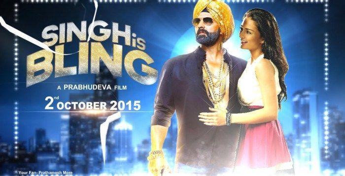 Singh Is Bliing Movie Review - Akshay Kumar, Amy Jackson