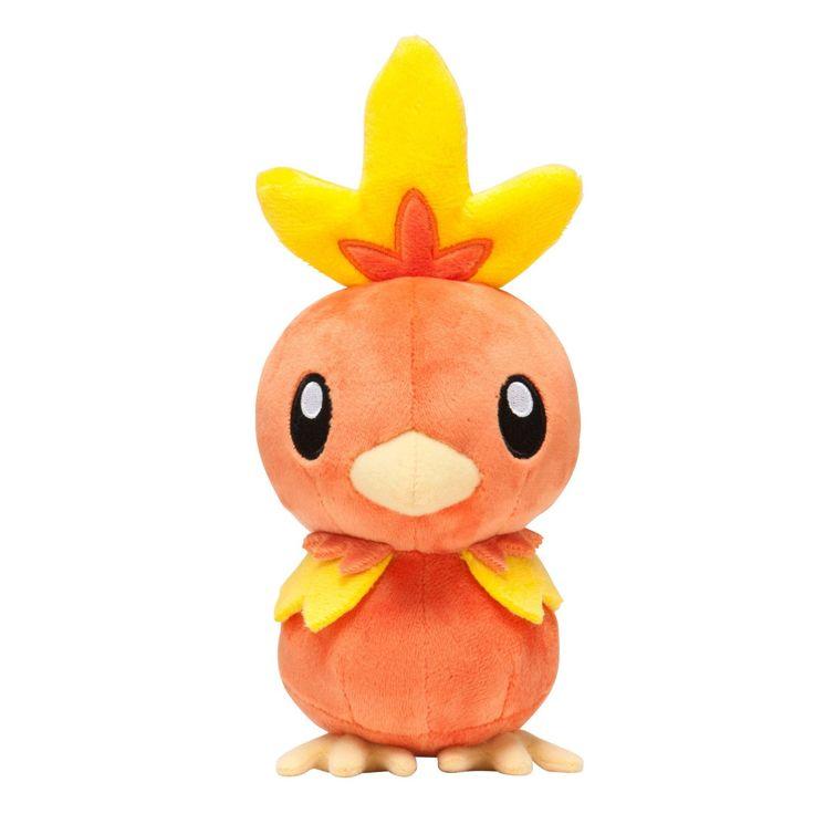 Achamo Pokemon Plushie | ポケモンセンターオリジナル ぬいぐるみ アチャモ