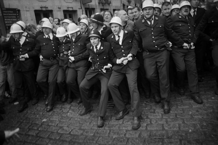 Cedric Gerbehaye's Belgium: A Personal Document of a Country in Flux - LightBox