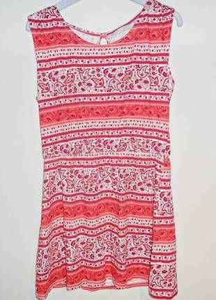 Compra mi artículo en #vinted http://www.vinted.es/ropa-de-mujer/vestidos-casual/202909-vestido-tonos-rojizos-casual-sfera