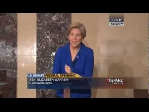 The Speech That Could Make Elizabeth Warren the Next President of the United States|Miles Mogulescu