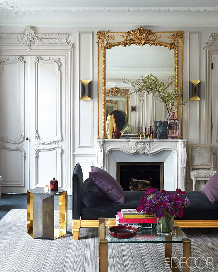 Best Paris Living Rooms Ideas On Pinterest Art Deco