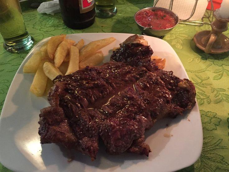 Best steak in Sucre