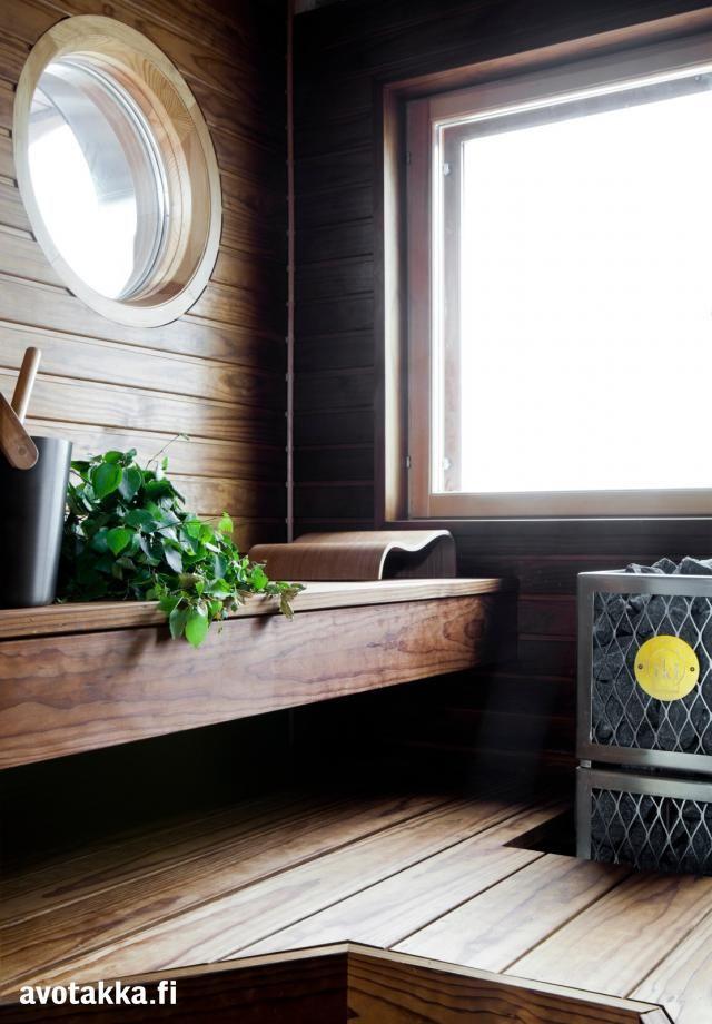 Unelmien sauna | Avotakka Finland