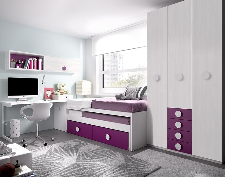 Como Decorar Un Cuarto Juvenil Femenino. Gallery Of Como Decorar Un ...
