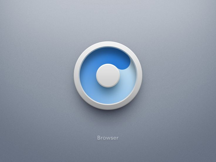 Smartisan OS Browser icon by Musical Offering (China Beijing)