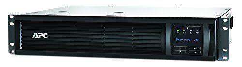 Apc Smart-ups (750VA, 48,3cm (19 Zoll), LCD, RM 2U, 230V) schwarz