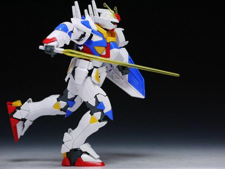 GPB-X80 Beginning Gundam