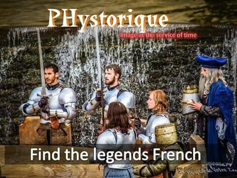 Find the legends French - Phystorique Légendes de France   #legend #legends #medieval #Arthur #château #moyenage #castle #castles #jousting #chevaliers #légendes #wars #Rome #Gladiator #Gladiateurs #antique #Doorsoftime #histoire #France #combat #knight #knights #traveltime #vikings #voyagesdansletemps #phystorique #equinoxe79 #instagood #photography #photooftheday #backtothefuture #costume #mode #daysoffuturepast #travel #monument #history #warhistory #warriors
