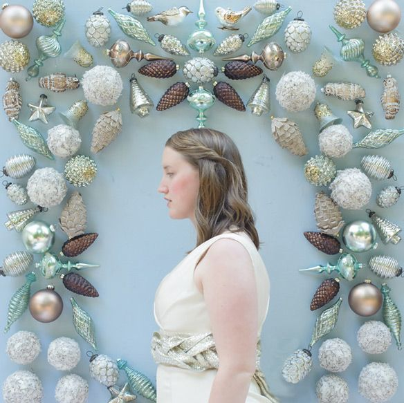 DIY Cameo Wedding Backdrop Tutorial That Takes 30 Minutes To Make